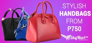 handbags button
