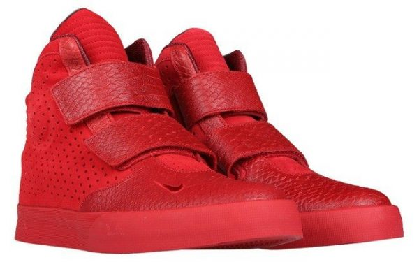 d72fdebf7c Buy online Nike Flystepper 2K3 Premium-University Red Chrome at low ...