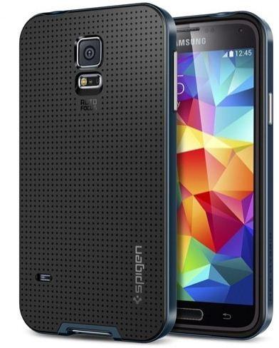 save off 2a6a1 32ae9 Buy online Spigen Samsung Galaxy S5 Case Protective Bumper Case Slim ...