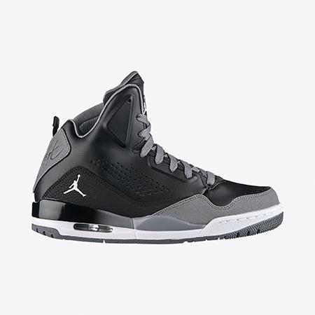 huge discount 32f7d 2bc0b Buy online Nike Jordan Men's Jordan SC-3 Black/White/Cool Grey ...