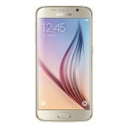 Samsung Galaxy S6 Gold front