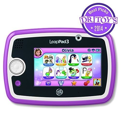 Leappad3 purple front