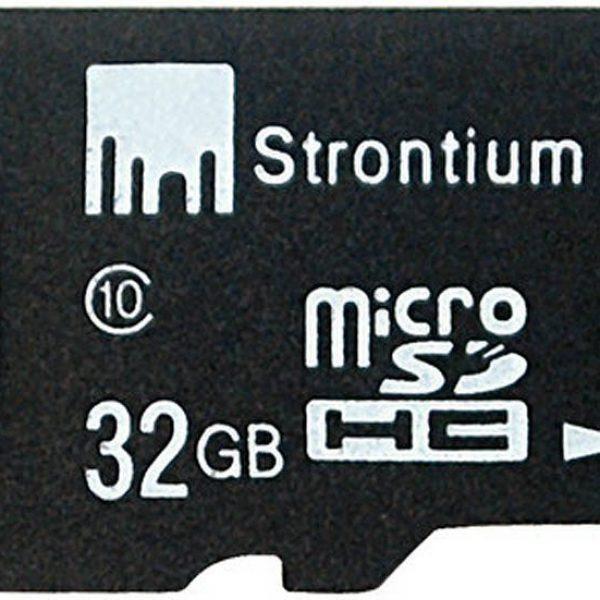Strontium 32 GB micro SD Card