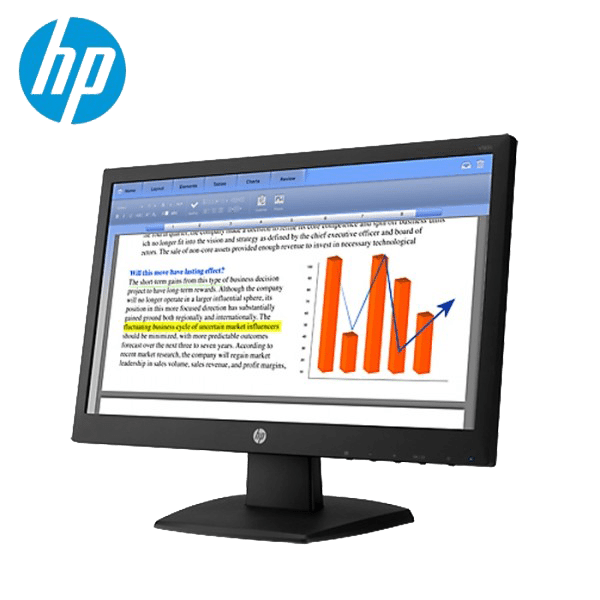 HP V193b 18.5-inch LED Backlit Monitor L4S23AA (HP Warranty)