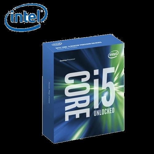 Intel Core i5-6600K 3.5 GHz Quad-Core Processor - BX80662I56600K (Intel Warranty)
