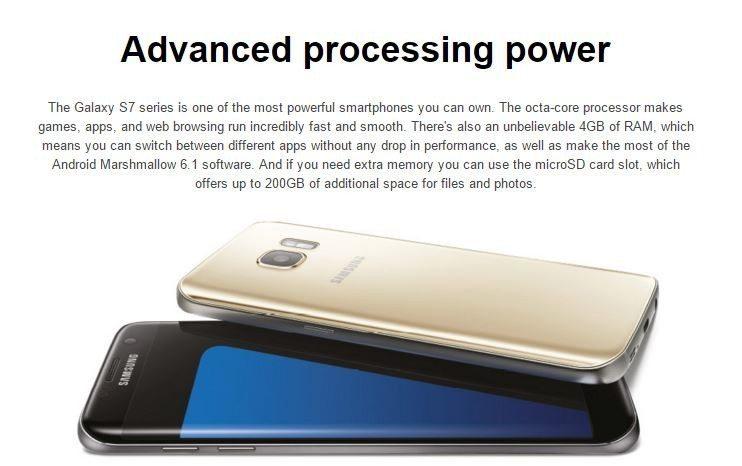 Samsung Galaxy S7 6
