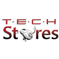Tech Stores logo for skymartbw