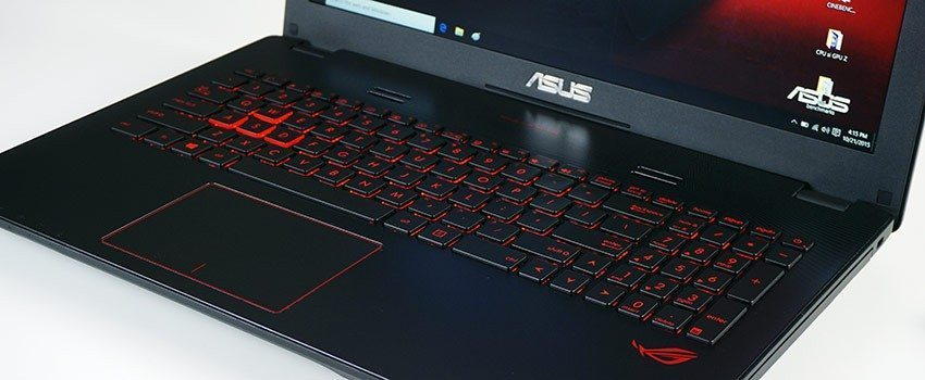 Asus ROG GL552VW-DM136T Gaming 15.6-Inch Notebook