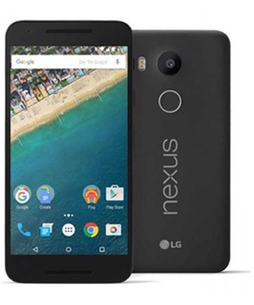 Lg nexus 5x cover black