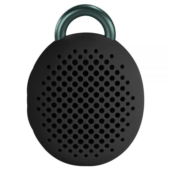 Divoom BLUETUNE-BEAN Bluetooth Speaker - Black