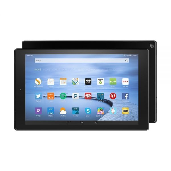"Fire HD 10, 10.1"" HD Display, Wi-Fi, 16 GB"