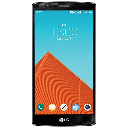 LG G4, Black Leather 32GB