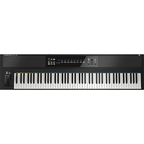 Native Instruments Komplete Kontrol S88 Keyboard, 88-Key