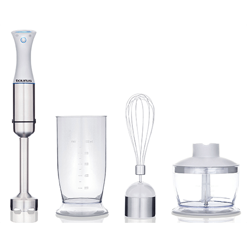 """Batedora"" 800W Stick Blender With Accessories"