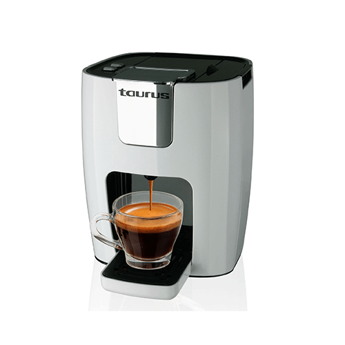 buy online taurus cafe multi 5 in 1 espresso coffee machine low price get delivery. Black Bedroom Furniture Sets. Home Design Ideas