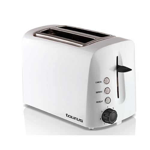 Tostadora Esencia Plastic Toaster