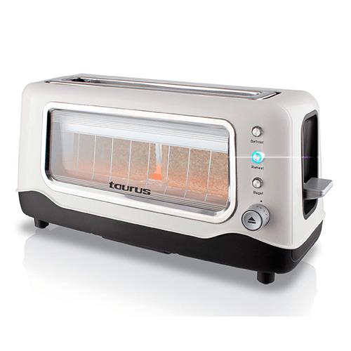 Tostadora Vidre Glass Toaster