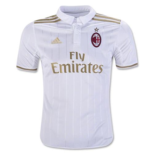 AC Milan 16/17 Away Soccer Jersey