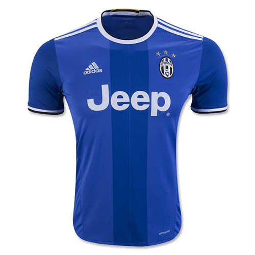 online store e2284 a8ee5 Juventus 16/17 Genuine Away Football Jersey