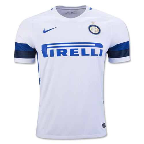 Inter Milan 16/17 Away Soccer Jersey