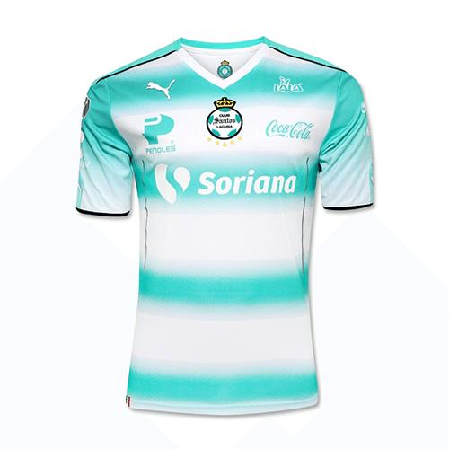 Santos Laguna 16/17 Away Soccer Jersey