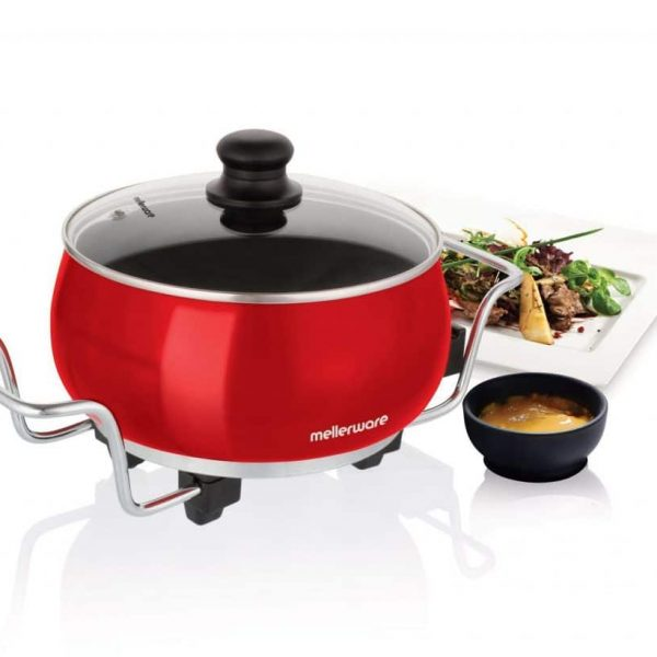 "3L Fondue Set ""Mongolian Hot Pot"""
