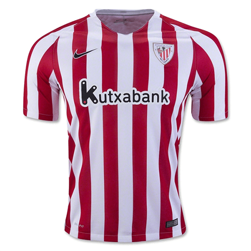 Athletic Bilbao 16/17 Home Soccer Jersey