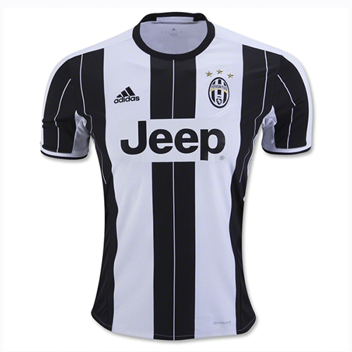the latest a93d3 1bc85 Juventus 16/17 Genuine Home Football Jersey