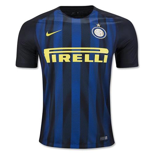 Inter Milan 16/17 Home Soccer Jersey