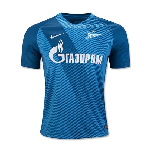 Zenit St. Petersburg 16/17 Home Soccer Jersey