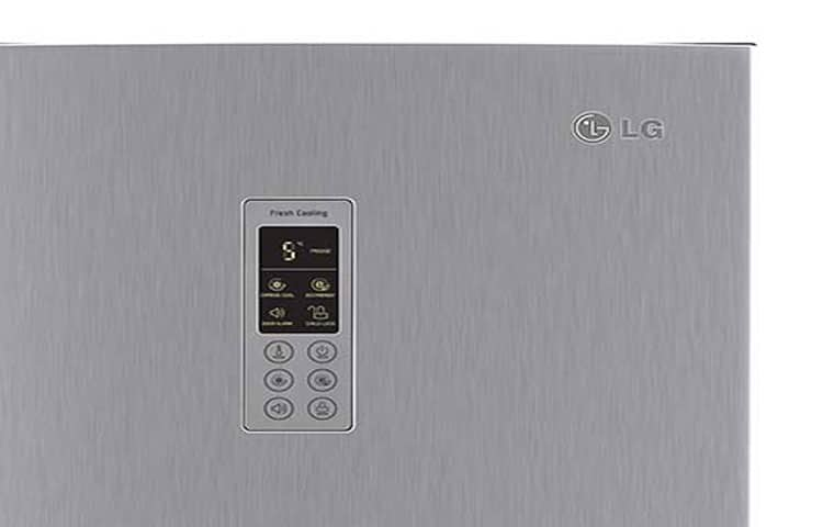 LG 2D Bottom Freezer LGEGRF401ESNW