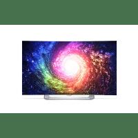 LG 55 OLED Curved Full HD TV LGE55EG910T