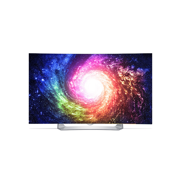 LG 55 OLED Curved Full HD TV LGE55EG910T