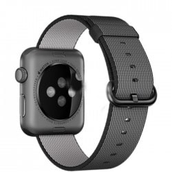 Apple Watch Sport 42mm Space Grey Aluminum Case with Black Woven Nylon - MMFR2MY / A