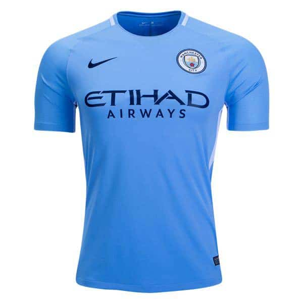 db29737747a Buy online Manchester City 17/18 Replica Home Football Jersey at low ...