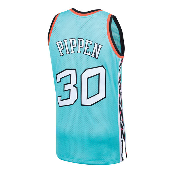 2d83a930 Men's Eastern Conference Scottie Pippen Mitchell & Ness Teal 1996 All-Star  Hardwood Classics Swingman