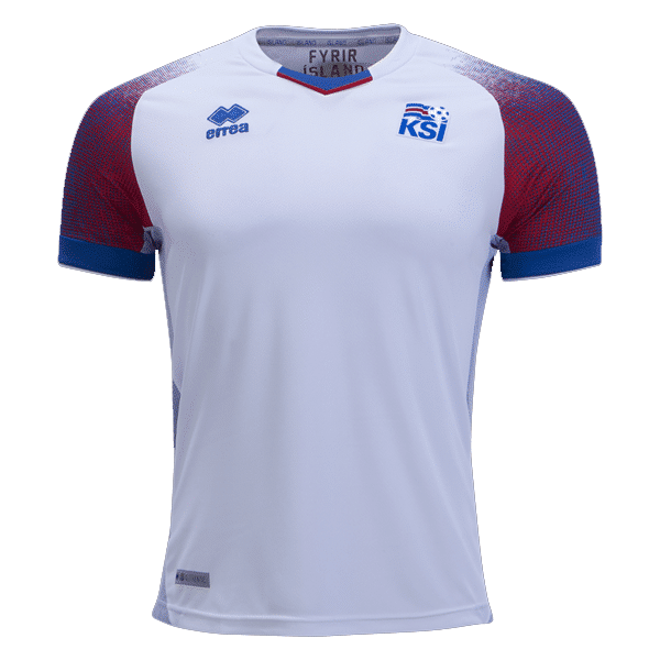 low priced 33724 8d24c Iceland 2018 Genuine Away Football Jersey (World Cup 2018)