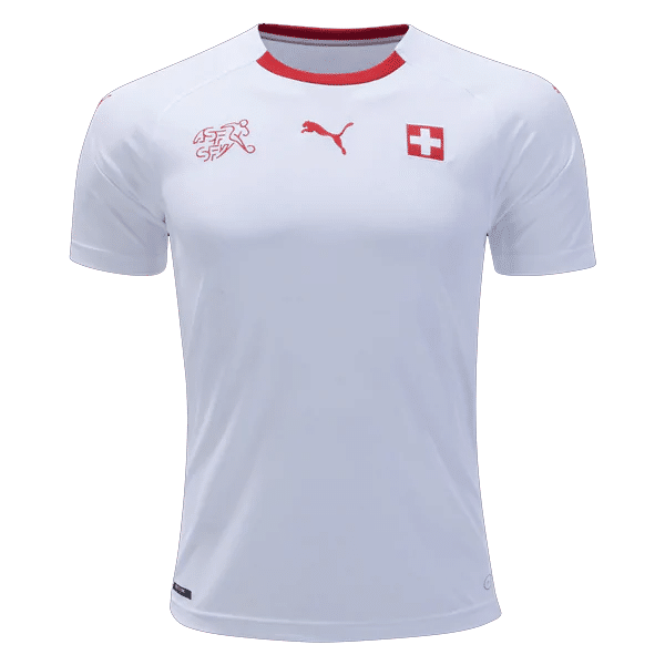 49b7096be Buy online Switzerland 2018 Genuine Away Football Jersey (World Cup ...