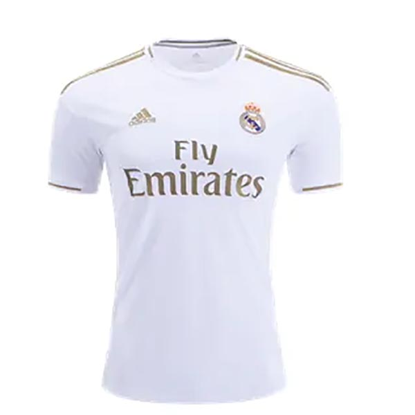official photos 5aada a8601 Real Madrid 19/20 Replica Home Football Jersey